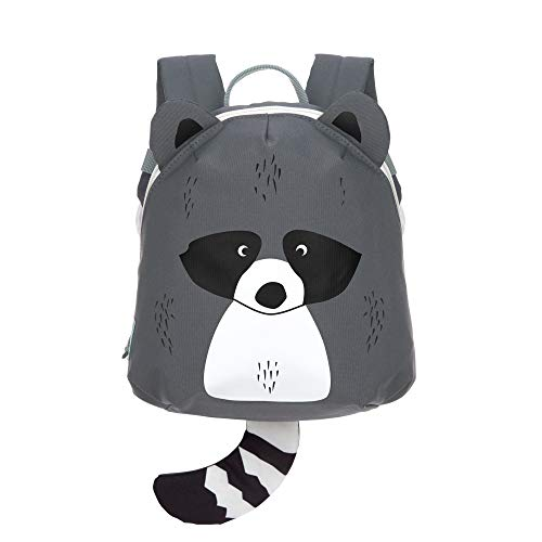 LÄSSIG Kinderrucksack für Kita Kindertasche Krippenrucksack mit Brustgurt/Tiny...