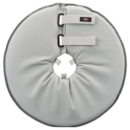Trixie 19425 Schutzkragen, L: 46–49 cm/24 cm, grau