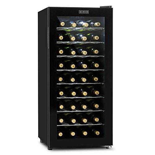 Klarstein Vivo Vino - Weinkühlschrank, Getränkekühlschrank,...