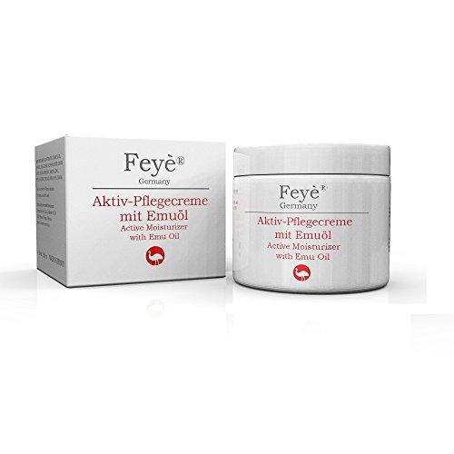 Feyè® Aktiv-Creme mit Emuöl – Bei trockener Haut, Psoriasis,...
