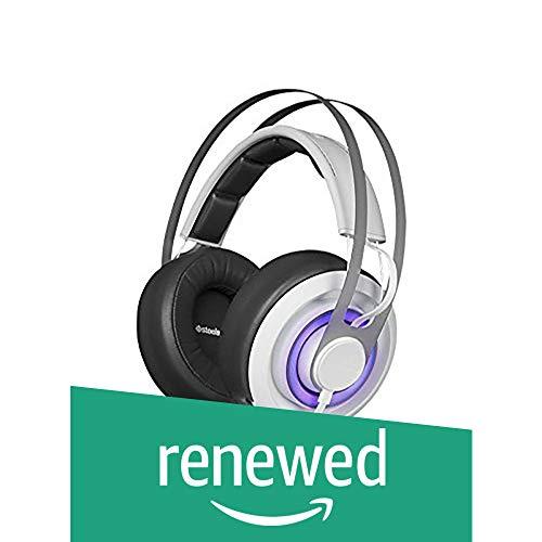 SteelSeries Siberia 650 Gaming-Headset (erneuert) Siberia 650 weiß
