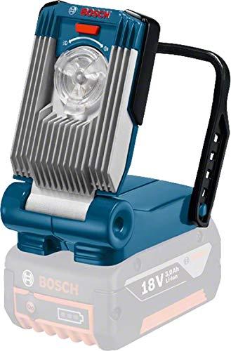 Bosch Professional 18V System Akku Leuchte GLI VariLED (max. Helligkeit 420...