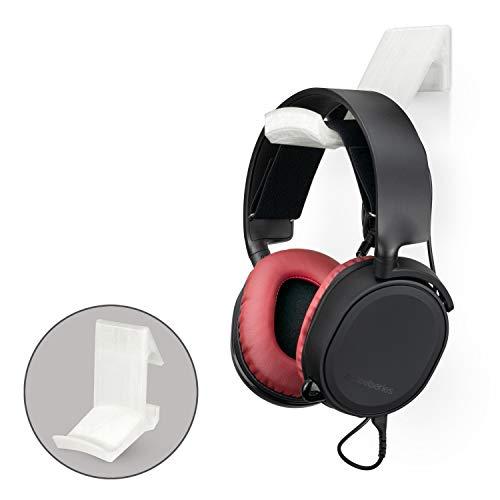 The Talon Kopfhörer-Halterung für Gamer, groß, gebogenes Kopfband, Bett und...