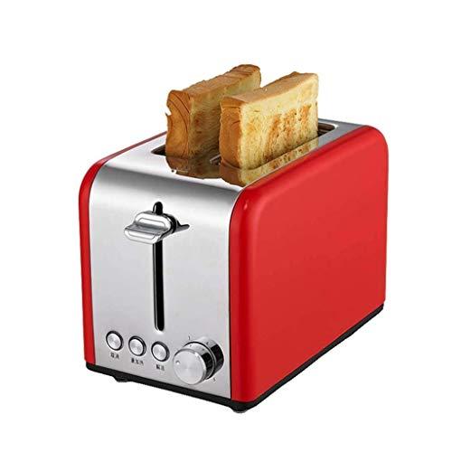 JJZXT Brot-Maschine Frühstück, Edelstahl Brot-Maschine, Dispenser, Nonstick...