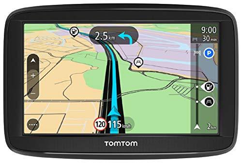 TomTom Navigationsgerät Start 52 (5 Zoll, Karten-Updates Europa,...