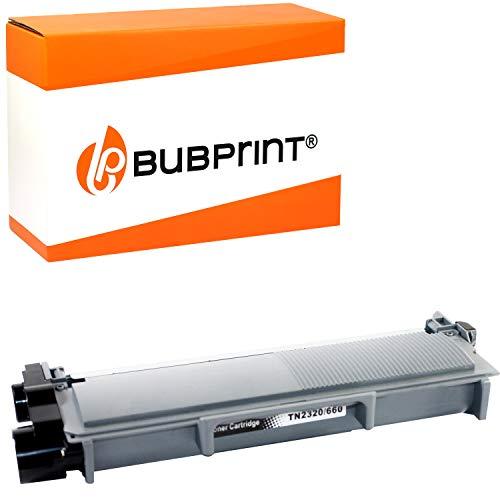 Bubprint Toner kompatibel für Brother TN-2320 TN-2310 für DCP-L2500D...