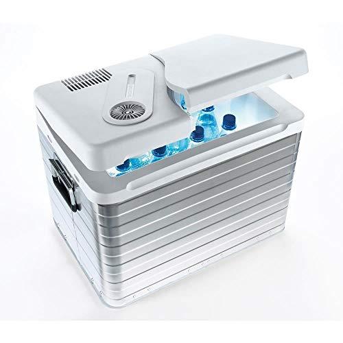 Mobicool Q40 AC/DC - Tragbare Elektrische Alu-Kühlbox, 39 Liter, 12 V und 230 V...