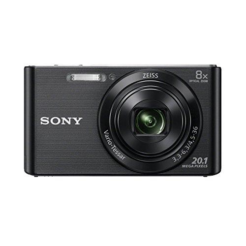 Sony DSC-W830 Digitalkamera (20,1 Megapixel, 8x optischer Zoom, 6,8 cm (2,7...