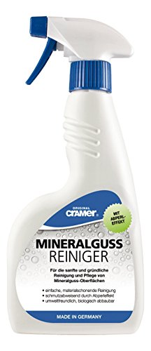 Cramer Mineralguss Reiniger zur Reinigung und Pflege von Mineralguss...