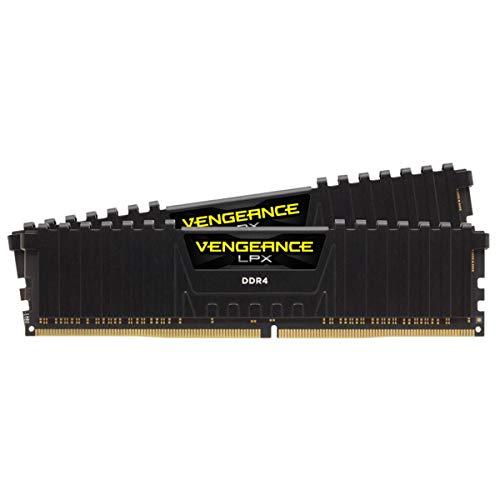 Corsair VENGEANCELPX16GB (2x 8GB) DDR4 3600(Pc4-28800) C181.35V Desktop Memory...