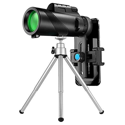 DDSGG Monocular Telescope, 10X50 Starscope Monokular, HD FMC, BAK4 Objektiv...