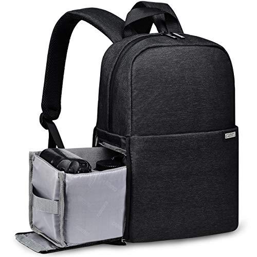 Kamerarucksack, CADeN wasserdichte Kameratasche Dual Use DSLR Bag Diebstahl...