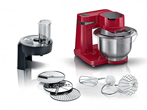 Bosch Hausgeräte MUMS2EB01 Küchenmaschine MUM Serie 2, 700 W, 3,8 L...