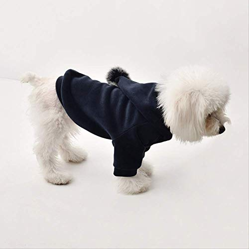 Haustier Kleidung Hund Winter Kleidung Herbst und Winter Französisch Kampf...