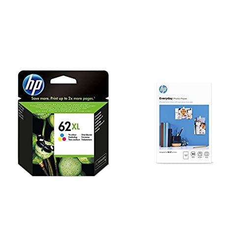 HP 62XL Farbe Original Druckerpatrone mit hoher Reichweite für HP OfficeJet...