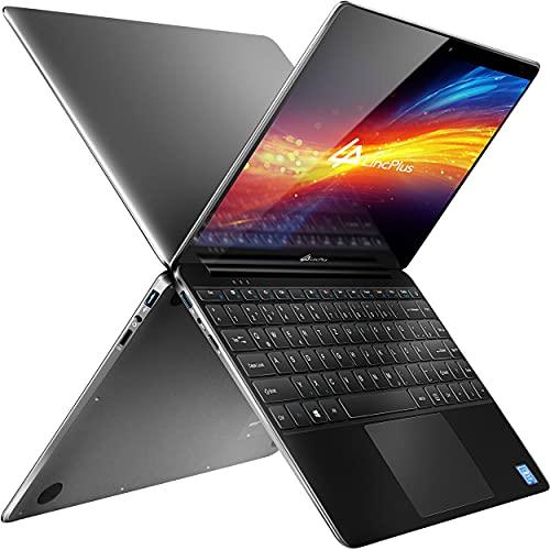 LincPlus P1 Laptop Full HD 13,3 Zoll Ultrabook, Intel Celeron N4000 4GB RAM 64GB...