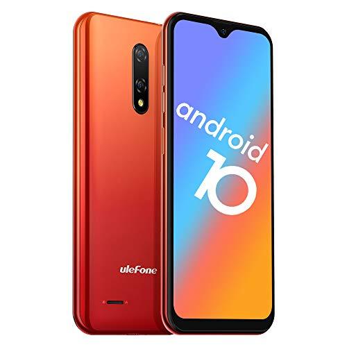 Ulefone Note 8P Smartphone Android 10-4G Dual SIM Billig Handy ohne Vertrag mit...