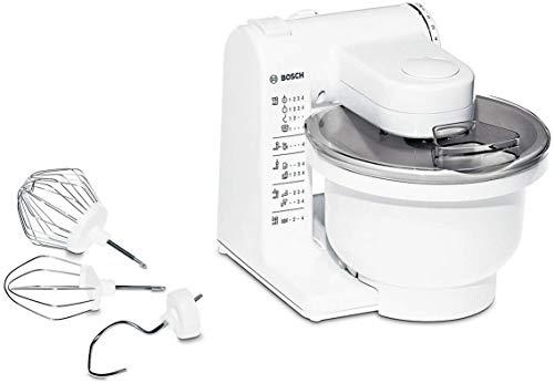 Bosch MUM4 MUM4405 Küchenmaschine (500 W, 3 Rührwerkzeuge aus Edelstahl,...
