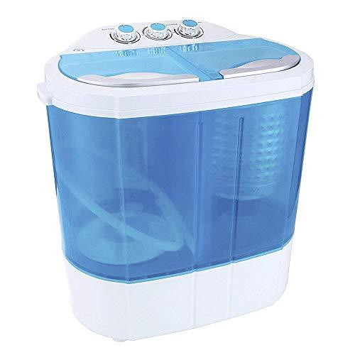 Display4top 3,6 KG Waschmaschine Mini Waschmaschine - Europäischer...