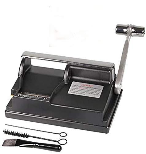 Powermatic 19702 I + Elite-Hebelstopfmaschine-Manual Injector-neueste Edition...