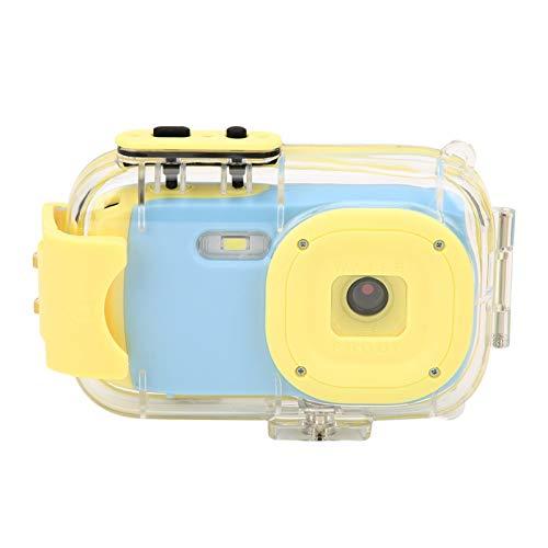 Gaeirt Kinderkamera, 8.0MP 1920x1080P 2 Zoll HD IPS-Bildschirmkamera 10ft...