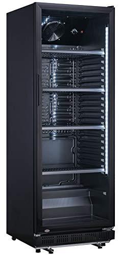 wDesigns Getränkekühlschrank Flaschenkühlschrank 360 Litern Volumen und...