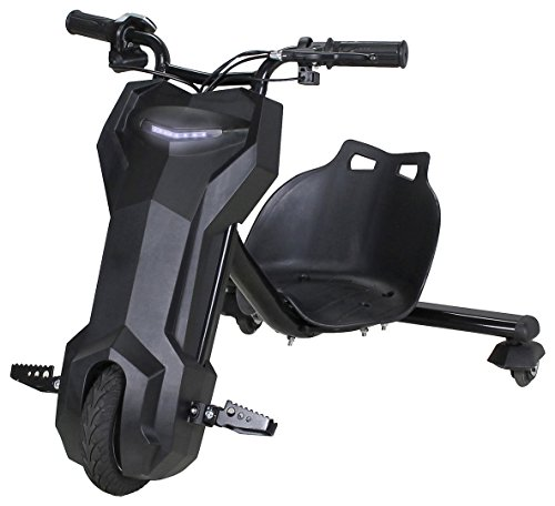 Actionbikes Motors Kinder Elektro Driftscooter 360 Grad - 250 Watt Elektromotor...
