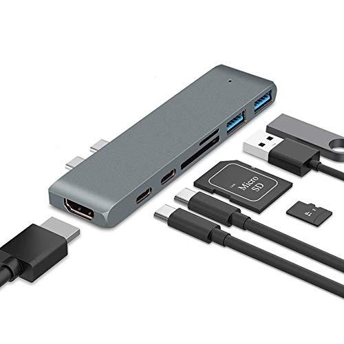APPLL USB-C-Hub, Aluminiumlegierungsmaterial Für Eine Effiziente...