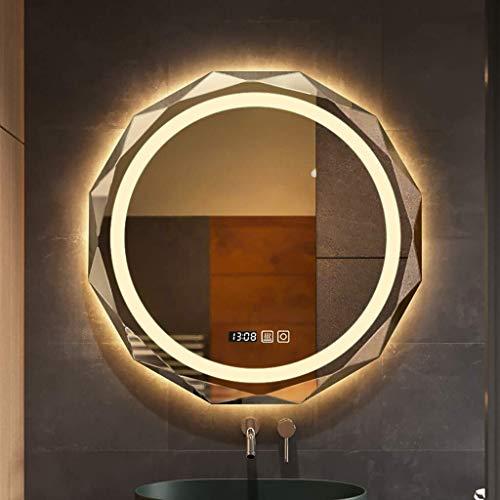 MTFZD Beleuchtet Antifog Badezimmer Spiegel Dekorative Spiegel Toilettenspiegel...