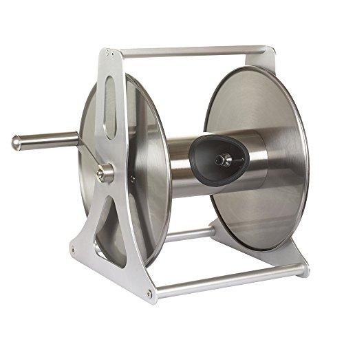 Flopro 70300158 Elite Metallrolle, Silber, 30 x 28 x 36 cm