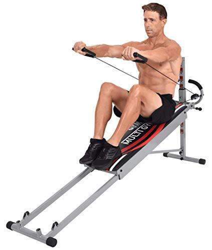Best Direct Gymform MultiGym Fitnessgerät, komplett, faltbar, für den ganzen...