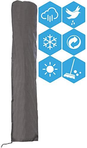 ATLANTIS Outdoor Schutzhülle für Ampelschirm Sonnenschirm | Reißverschluss &...