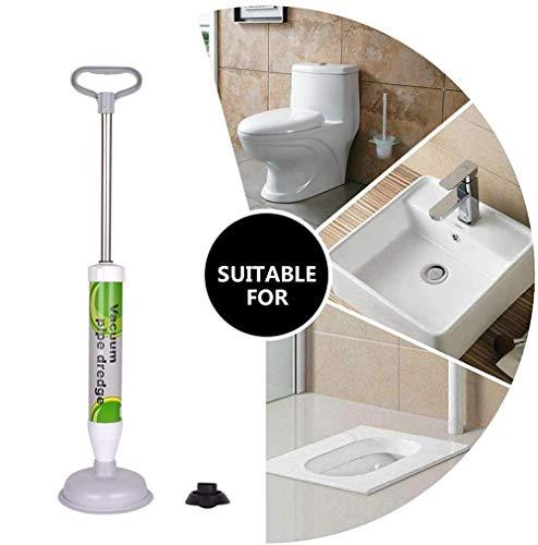 LOHOX Abflußreiniger Toiletten-Luftstößel - leistungsstarker Abfluss-Kolben...