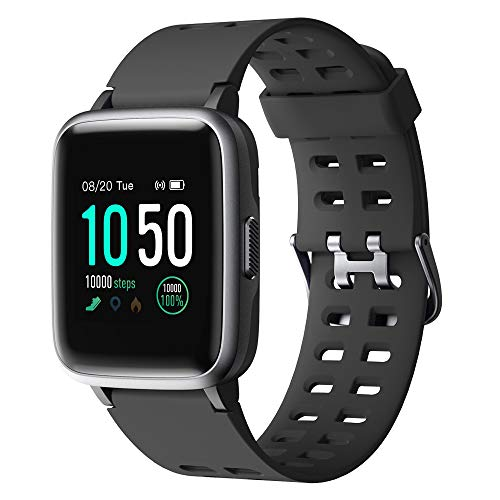 YAMAY Smartwatch,Fitness Armband Uhr Voller Touch Screen Fitness Uhr IP68...