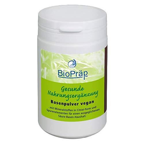 BioPräp Basenpulver vegan 200g