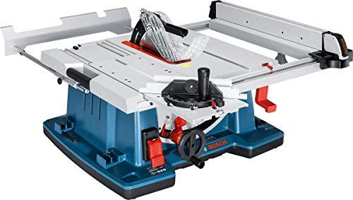 Bosch Professional Tischkreissäge GTS 10 XC (2100 Watt, Sägeblatt-Ø: 254 mm,...