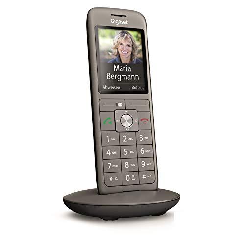 Gigaset CL660HX - Schnurloses IP-Telefon zum Anschluss am Router - großes...