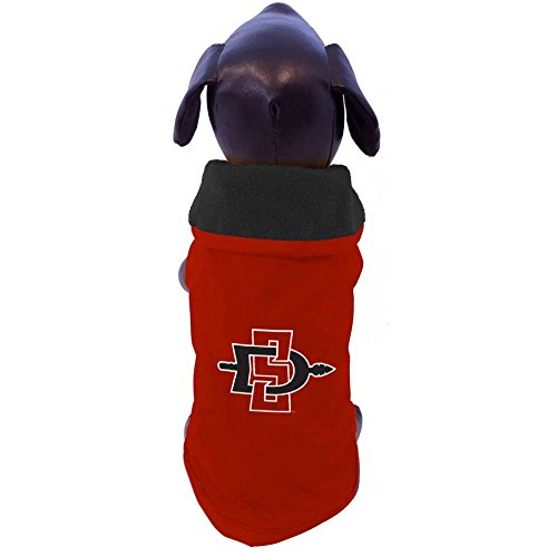 All Star Dogs NCAA San Diego State Aztekenmuster wetterfest, Small