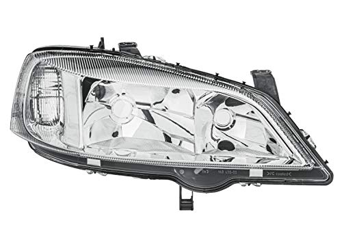 HELLA 1EG 007 640-321 Halogen-Hauptscheinwerfer - rechts - für u.a. Opel Astra...