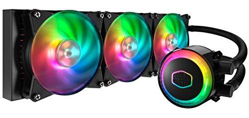Cooler Master MasterLiquid ML360R RGB-CPU-Wasserkühlung - ARGB-Sync, Premium...