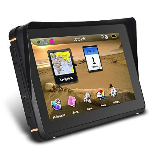 KKmoon Navigation für Auto, 7 Zoll Touchscreen 8GB LKW PKW GPS Navi...