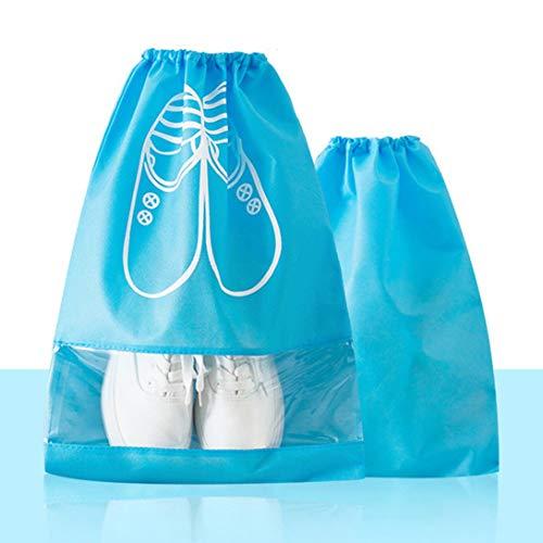 Swiftswan Women's Travel Shoe Bag Staubschutz Schuhbeutel Nonwoven Travel Beam...