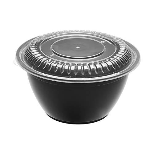 AmazonBasics – Frischhalteschalen mit 1 Fach, BPA-frei, geeignet für...