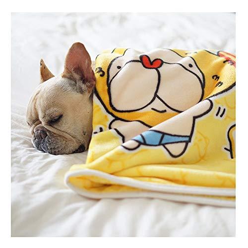 JCCOZ Premium Fluffy Durable Hundedecke, weiche und warme...