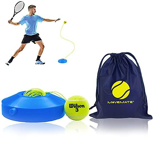 MOVEMATE Tennis-Trainer Set mit Wilson® Tennisball   innovatives Ballspiel für...