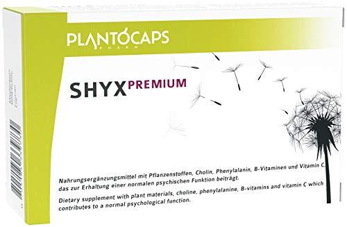 Komplex Kapseln mit 5 HTP, Griffonia + 12 zusätzliche Inhaltsstoffe, plantoCAPS...