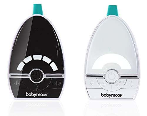 Babymoov Babyphone Expert Care, Digital Green Technology, 1000m Reichweite