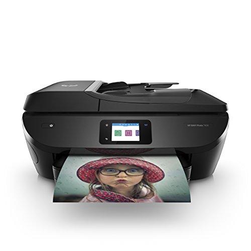 HP ENVY Photo 7830 Multifunktionsdrucker (Instant Ink, Drucken, Scannen,...