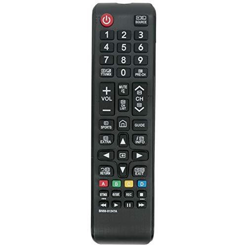 BN59-01247A Ersatzfernbedienung für Samsung KS8000 4K SUHD-Fernseher UE40KU6100...