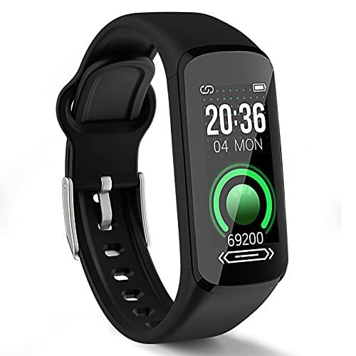 SEATANK Fitness Tracker Herzfrequenzmesser Blutdruck Aktivität Tracker...